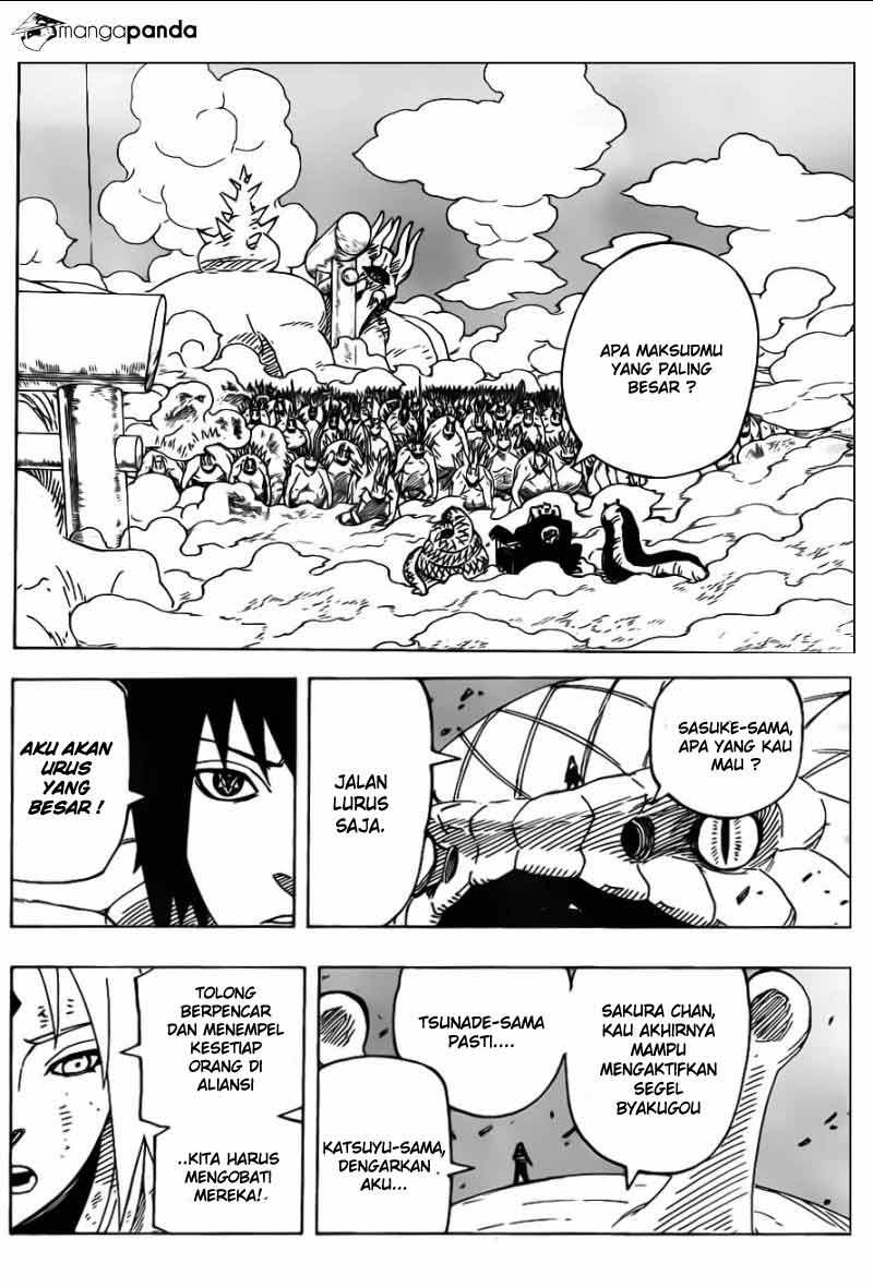 Baca Komik Naruto 634 Bahasa Indonesia